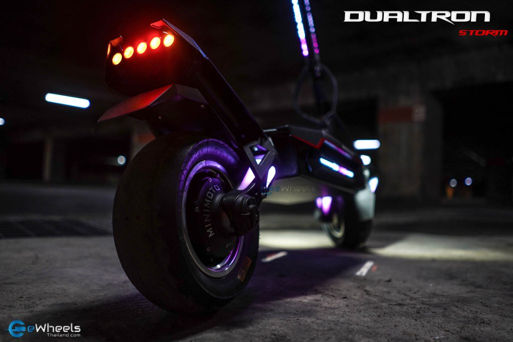 Dualtron Storm สกู๊ตเตอร์ไฟฟ้า