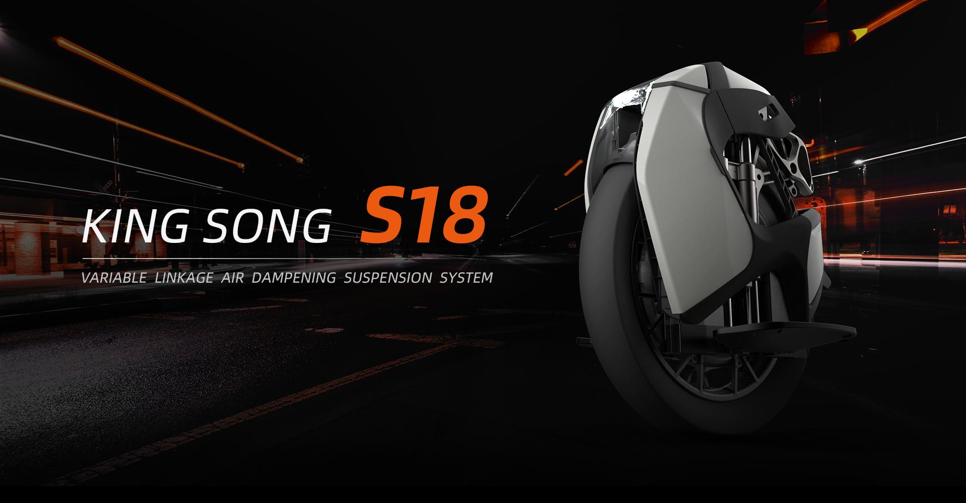 KINGSONG KS-S18